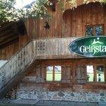Jagdhütte - Geißstadl