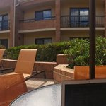 Patio panorama