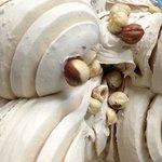 Nocciola Piemonte. Nuts Piemonte.  Пьемонт фундук.