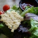 Delicious Zig's house salad