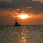evenings in Punta Rucia