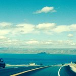 Drive to Bear Lake