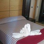 Zona dormitorio, habitacion 307