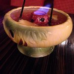 Scorpion bowls for two are fun