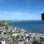 View from the top of Pilgrim Monument