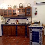 Full kitchen Studio Yerbabuena