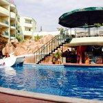 Nice Pool facility