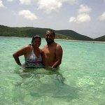 nosotros en playa flamenco