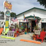 A wealth of whimsy is found here!