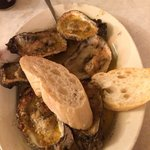 Chargrilled Oysters!