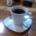Un rico café.