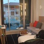 Room + Balcony