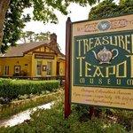 Bygone Beautys Treasured Teapot Museum. Photo: David Hill, BMLOT