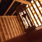 Himalayan Salt sauna - my favorite of the Ktown spas!