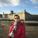 St Malo, the walled city, is about 20 minutes walk from the hotel
