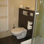 Bathroom in room 316