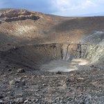 Al cratere!