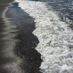 La sabbia nera più bella mai vista!