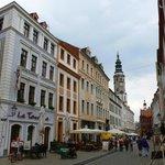 Foto de Hotel Italia Görlitz Altstadthaus
