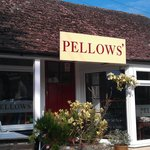 Pellows sign snd frontage