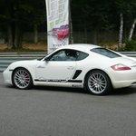 Porsche Cayman S, celle que j'ai conduite