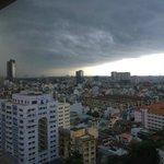 About to rain HCMC