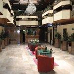 Hotel Fornos Lobby
