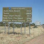 Cnr Stuart & Lasseter's Highways