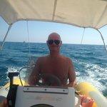 Necomar Speed boat hire Fuengirola Marina