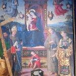madonna con santi-pinturicchio