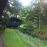 Lodge Loch Monzievaird
