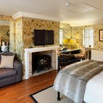 Our Burghley Room Opens Onto Its Own Private Garden