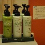 DHC (Body Shampoo、Conditioner、 Shampoo)