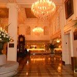 Lobby -- Hotel Monteleone