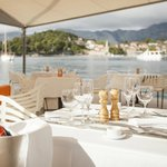 Spinaker Restaurant at Hotel Croatia Cavtat