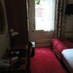 Room for single traveler -- Sept 2014