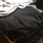 Nuestro equipaje lleno de ceniza