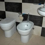 Dotazioni del bagno