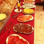 petit dejeuné de hotel roma