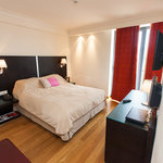 The Thision Double Room at the O&B Athens Boutique Hotel