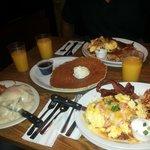.... ed era solo la colazione  !!!