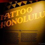 Mostra histórica de tattoo