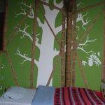 Lindos quartos ecológicos e confortáveis