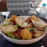 salade géante !!