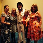 Met Elvis at the Park Inn, Telford