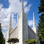 Portland Oregon Temple Visitors' Center