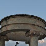 Monumento a Thysandros, di Naxos vincitore a lOlimpia