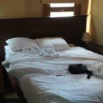 The room I got