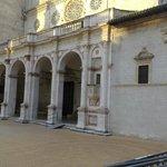 IL portico del Duomo