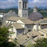 Il Duomo visto dalla Rocca